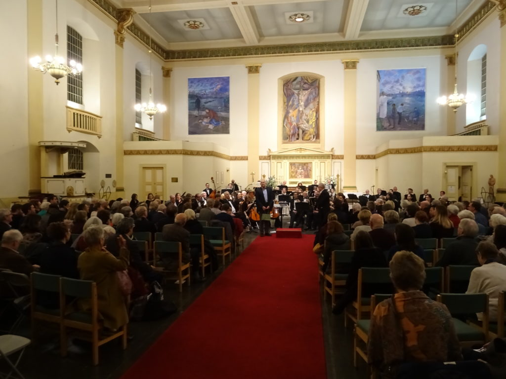 Elgar Sinfonia 2018