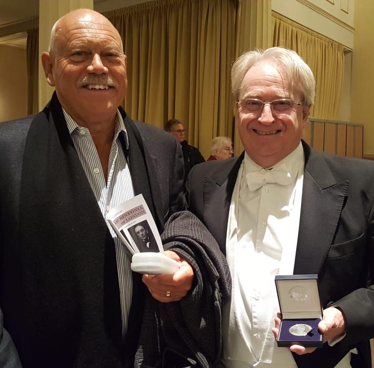 elgar medal